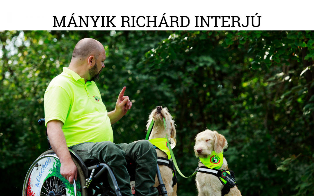 Mányik Richárd interjú